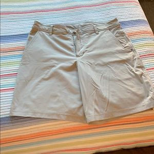 Lulu flex shorts.